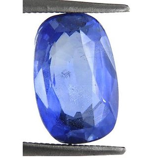 Ceylonmine 10.00 Ratti Unheated Igi Blue Sapphire Stone Lab Certified & Original Neelam Stone For Astrological Purpose