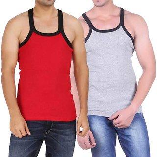 Men Gym Vest ( Pack Of 2 )