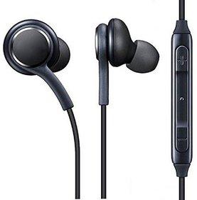 Earphones Headphones Headset Handsfree Black For Samsung Galaxy S8 S8 Plus+ Akg Eo-Ig955 Remote + Mic Hands Free Earphone
