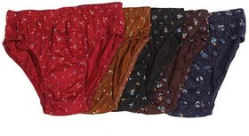Women Hipster Multicolor Panty (Pack Of 5)