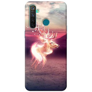 Furnishfantasy Mobile Back Cover For Realme 5 Pro (Product Id - 0430)