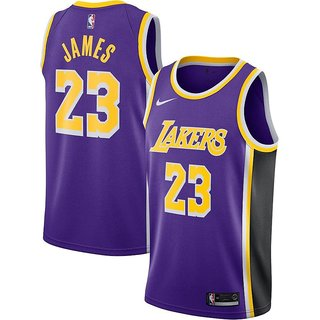 James Los Angeles Lakers Basketball Jersey With Shorts Nba Jersey