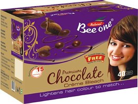Beeone Chocolate Face Bleach Day Cream 250 Gm