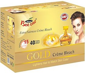 Beeone Gold Face Bleach Day Cream 500 Gm