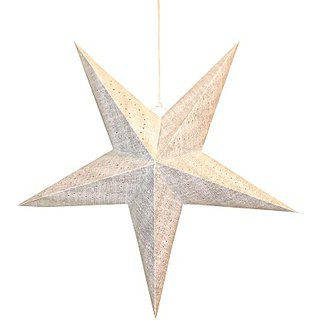Art Papyrus Paper Star Lantern Christmas Star S-6 Hanging Star Pack Of 5