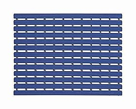 Pvc Naxan Fabsouk Shower Mat By Casanest  Bath Mat (61 X 45 Cm) Anti Slip  Skid Proof For Bathroom And Wet Area  Marine Blue Color
