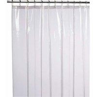 CASA-NEST 0.30mm PVC AC Curtain 9 Feet