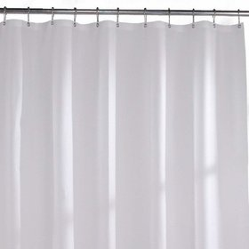 Casa-Nest 0.15 Mm PVC Ac Transparent Curtain-(Width-54Inches X Height-84Inches) 7 Feet.