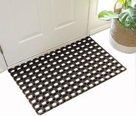 CASA-NEST Rubber Door Mat (Black)