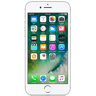 Apple Iphone 7 256Gb 2Gb Ram Silver Refurbished Mobile Phone
