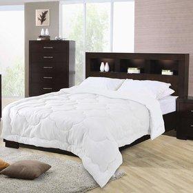 I Wish Microfibre Reversible 250 Gsm Winter Comforter Blanket Quilt Lightweight Duvet Single Bed