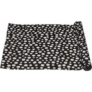 Casa-Nest Pvc Multipurpose Anti Slip Shelf Linen Roll For Cabinets, Kithen Shelves, Drawer, 18 X 10 M