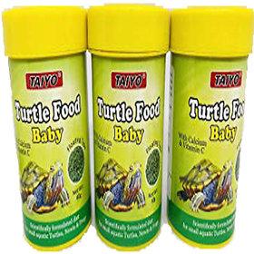 Taiyo Turtle Food Baby 40Gmx3120Gm