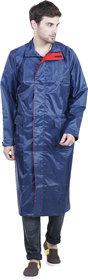 Versalis Unisex Rainchamp Raincoat  Navy Blue S