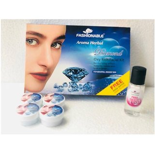 Aroma NEW Herbal diamond Facial Kit 100g