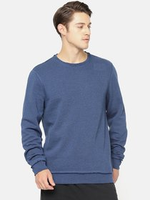 Men's Navy Hood plain hoodies