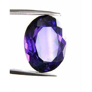 CEYLONMINE Jamuniya Amethyst stone original  unheated gemstone 10.00 ratti Amethyst gemstone for unisex