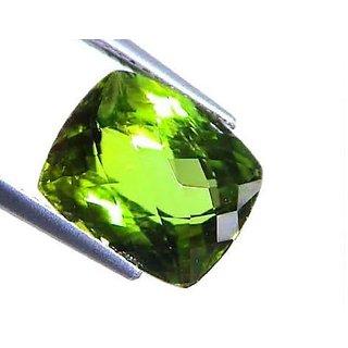 Peridot stone unheated & untreated green peridot gemstone 9.00 ratti for unisex by Ceylonmine