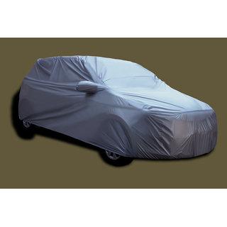 CARMATE Pride Customised Car Body Cover For SKODA - LAURA , Waterproof Car Cover - Grey