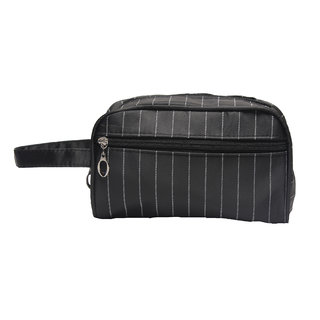 NFI essentials Mens Travel Pouch Shaving KIT Stationery Pouch