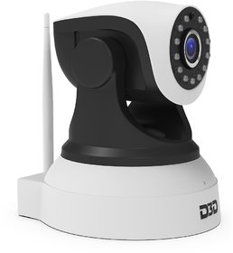D3D Full HD CCTV 2MP (1920x1080)p WiFi Wireless IP Home Security Camera CCTV (Supports Upto 128 GB SD Card) Model-8809