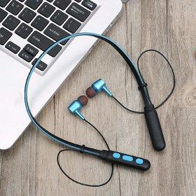 Raptech Black In Ear Bluetooth Neckband Headset