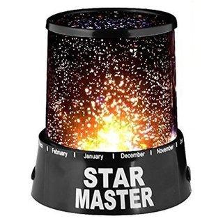 JonPrix Star Projector Night Lamp