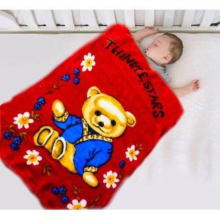 HomeStore-YEP Very Soft and Warm Baby Mink Blanket, Color - Maroon