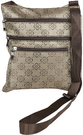 NFI essentials Girl's Jacquard Sling Bag (Y17D4)