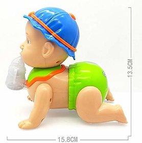 ASU Talking Crawling Baby Musical Toy for Babies