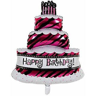ASU Happy Birthday Foil Baloon.