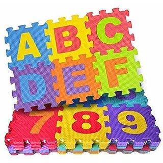 ASU  Alphabet Floor mats for Kids, Puzzle Foam Mat for Children Above 2 Years