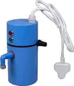 Portable Electric Instant Geyser Get Hot Water Continue with one year Warrenty