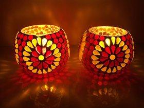 Decorative T Light Candle Holder For Diwali