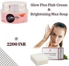 Glow Plus Pink Cream