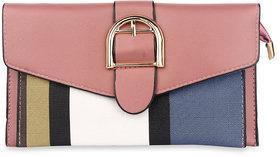 Nfi Essentials Girl's Clutch Wallet (Y74Pink)