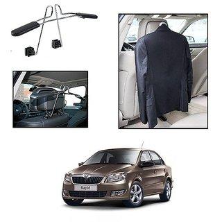 Autoright Car Coat Hanger / Car Clothes Hanger For Skoda Rapid