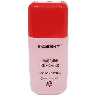 Insight Nail Polish Remover 80 Mlapple