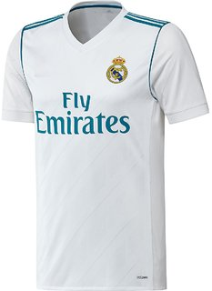 Real Madrid Home Kit 2017-18