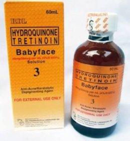 Rdl Baby Face3 Anti Spot Astringent Anti Acne/ Keratolytic Depigmentin Anti Acne