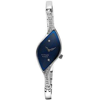 Titan Women's 9710Sm01 Elegant Watch