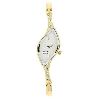 Titan Women's 9710Ym01 Elegant Watch
