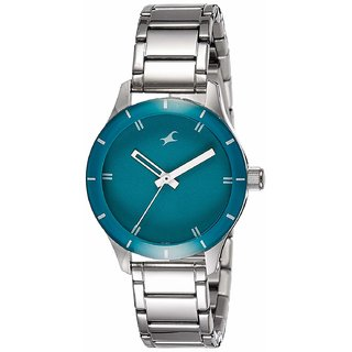 Fastrack Women's 6078 Elegant Metal Watch