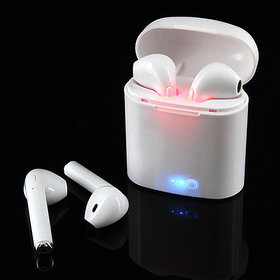 Vz- I7S Wireless In The Ear Earbud Bluetooth Headset With Mic
