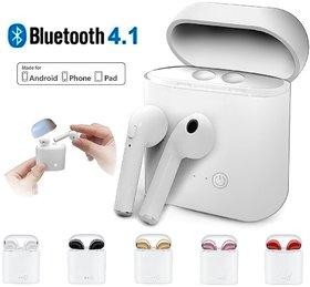 I7S Twins Dual Ear Bluetooth Headset
