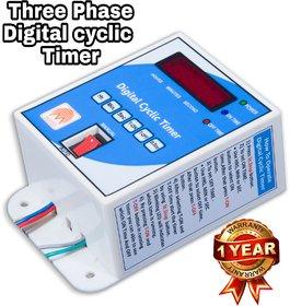 Three Phase Digital Cyclic Timer
