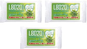 Doshisha L8020 Anti Bacteria Dental Care Tablets, Mint Flavor, Made in Japan, Pack of 3, 9gms Each