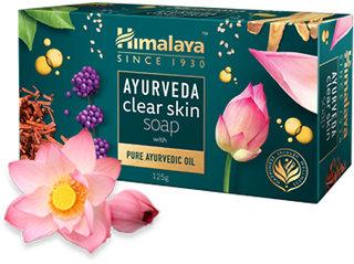 Himalaya Ayurveda Clear Skin Soap 75G