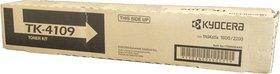 Kyocera Tk-4109 Toner Cartridge Printer Kyocera Taskalfa 1800/2200 Single Color Toner(Black)