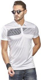 StormBase Stripe Polo T-Shirt